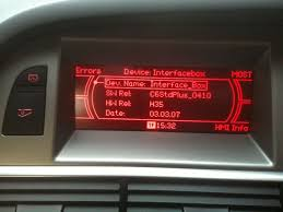 latest 2015 sat nav disc update for audi mmi basic
