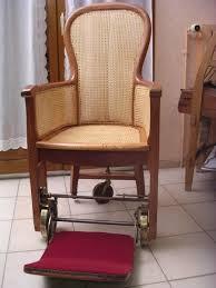 fauteuil de malade xixe siècle archives osez l artisanat