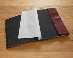 Leather Picture Album Unique Heirloom Gift Idea Personalized Family Photo Album