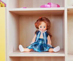 doll on a shelf stock photo image of nursery fashion 28826358