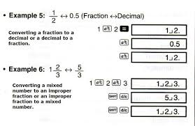 Ged Worksheets Cobb Ed Math Using The Casio Fx 260 Solar Calculator On The