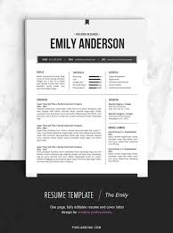Origin Resume Download 15 Best Creative Resume Templates Images On Pinterest Cover