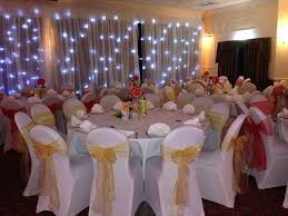 event chair covers chair covers linen crockery idm events