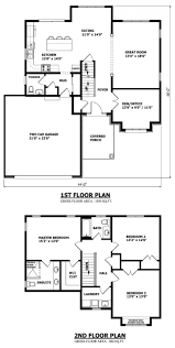 home design two story open concept house plans lofty ideas simple