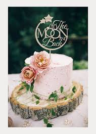 we do cake topper beautifully detailed wood cake toppers by best wedd mon