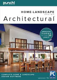home design software amazon amazon com punch home landscape design architectural series v19