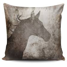 horse themed pillow collection perfect for the horse lovers home