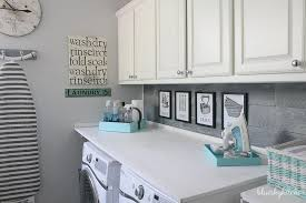 Build A Laundry Room - how to make a laundry room prettier and more practical bluesky