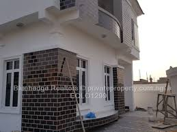 4 bed duplex for sale in off mobil estate road ilaje ajah lagos