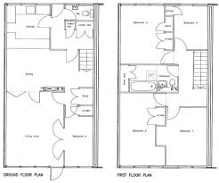five bedroom floor plans stunning 5 bedroom house plans home and interior best 5 bedroom