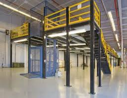 Mezzanine Lift Safety Tips Mezzanines By Design Is An Aisc