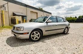 2003 hyundai elantra hatchback 2003 hyundai elantra gt for sale 41 used cars from 946
