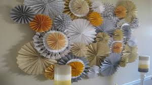 paper flower home decoration diy wall decoration paper flowers