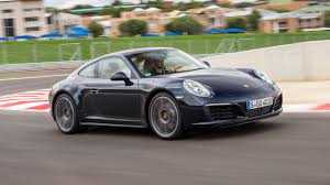 miami blue porsche targa first drive the new porsche 911 carrera 4 and 4s top gear
