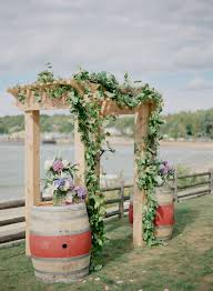 Pergola Wedding Decorations by 54 Best Ceremony Decor Images On Pinterest Marriage Backdrop