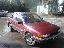 mitsubishi 1990 mitsubishi lancer 1990 в новосибирске откапитален двигатель в