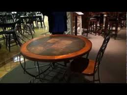 harmony round pedestal dining table by riverside furniture home