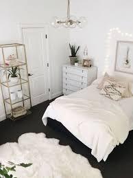 All White Bed White Room Decor
