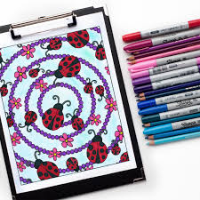 20 free coloring pages for adults free printables and coloring