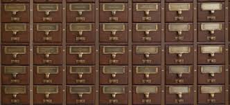 closing the drawer on library catalog cards public libraries online