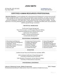 hr resume templates hr resume template novasatfm tk