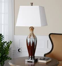 home accessories alenya 4 light floor lamp by uttermost lamps for