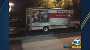 family moving has u haul with all belongings stolen in santa ana