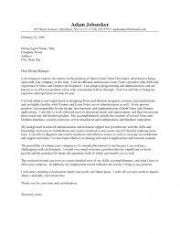 web programmer cover letter reference letter web programmer cover