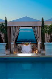 cabana design exteriors the best roof top pools in beverly hills with montage