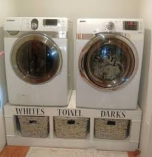 Diy Clothes Dryer Ana White Sausha U0027s Washer Dryer Pedestals Diy Projects