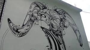 projector mural wall murals you ll love ram mural increactive