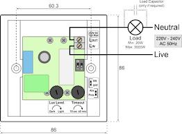 wall mounted pir occupancy switch ms electronics lighting control