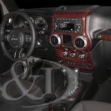 jeep wrangler custom dashboard b i jeep wrangler 4 doors 2011 2017 3d small dash kit