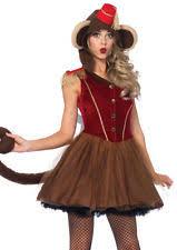 Monkey Halloween Costumes Leg Avenue 86640 Wind Monkey Halloween Costume Brown