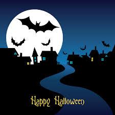 free halloween background eps halloween party card vector free vector 4vector
