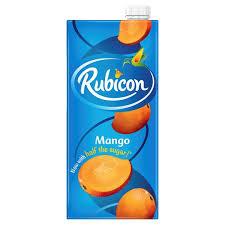 Mango Juice rubicon mango juice drink 1 litre tesco groceries