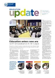 education update 21 by western cape education department issuu