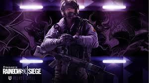tom clancy u0027s rainbow six siege velvet shell jackal operator