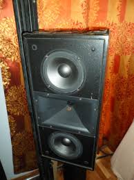 nht home theater speakers nht vt2 n klipsch thx lcr speaker