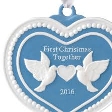 our together ornament 2016 wedgwood