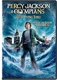 Amazon Com Percy Jackson The Olympians The Lightning Thief