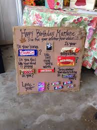 candy for birthdays 22 best candy bar cards images on candy bar cards