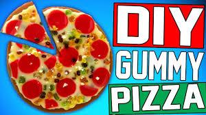 make your own gummy bears diy gummy pizza eat pizza for dessert easy to make gummy