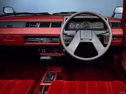 nissan van interior curbside classic 1982 nissan stanza u2013 queen dork