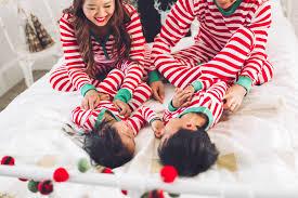 matching family pajamas best places to shop sandy a la mode