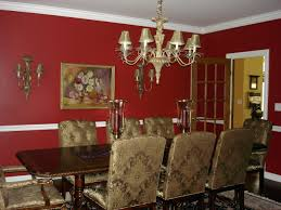 dining room wall color ideas outstanding grey wall color and opulent tufted chairs for
