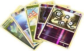 25 shiny foil cards grabbag lots