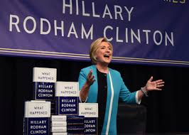 the audiobook of clinton s what happened reviewed