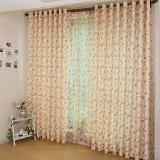 Country Style Window Curtains Country Window Curtains With Flower Images For Eco Friendly