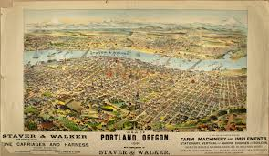 map of just oregon cataloger uncovers it was unrequited